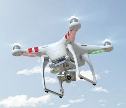 aerial drone video