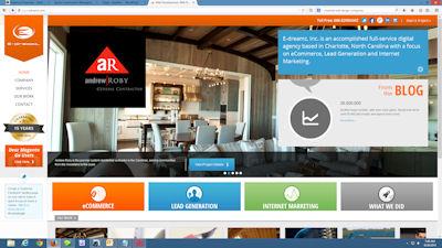 charlotte web design