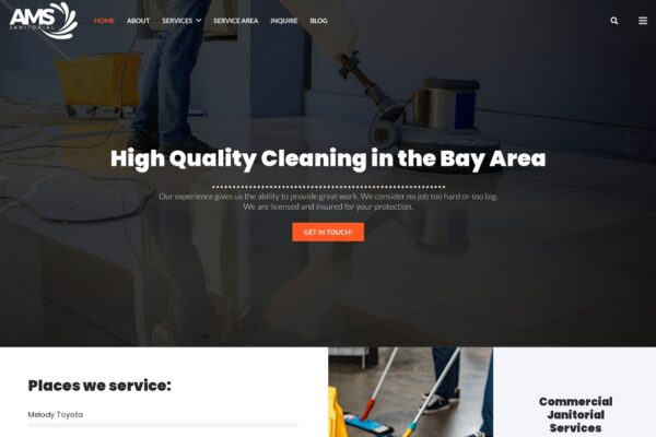 AMS Janitorial_Home