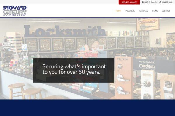 Broward Century Locksmiths Inc_Home