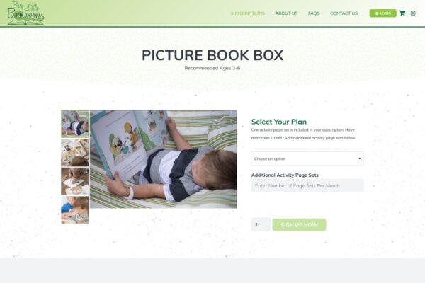 Busy Little Bookworm_Books