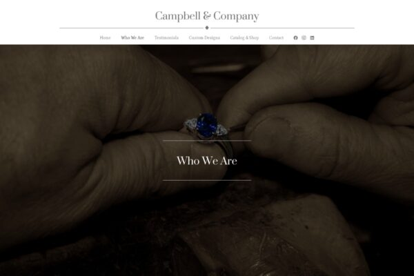 Campbell & Company_About