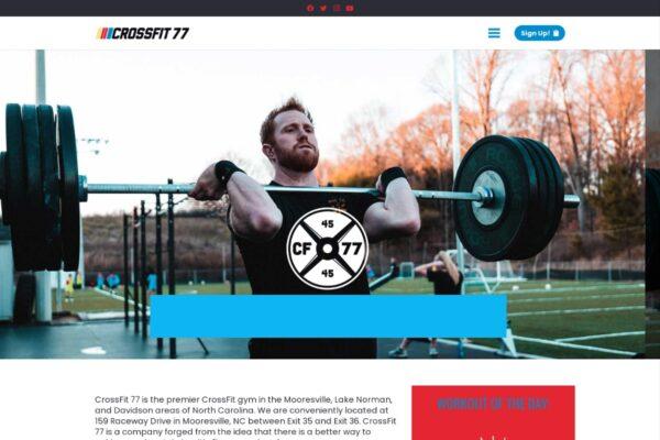 CrossFit 77_Home